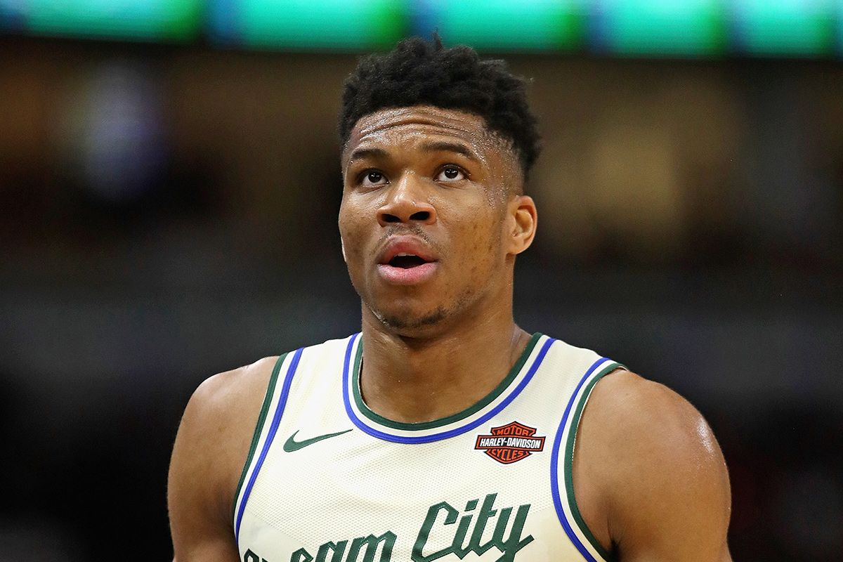 This Could Be Giannis Antetokounmpo's Second Signature Nike Shoe 3