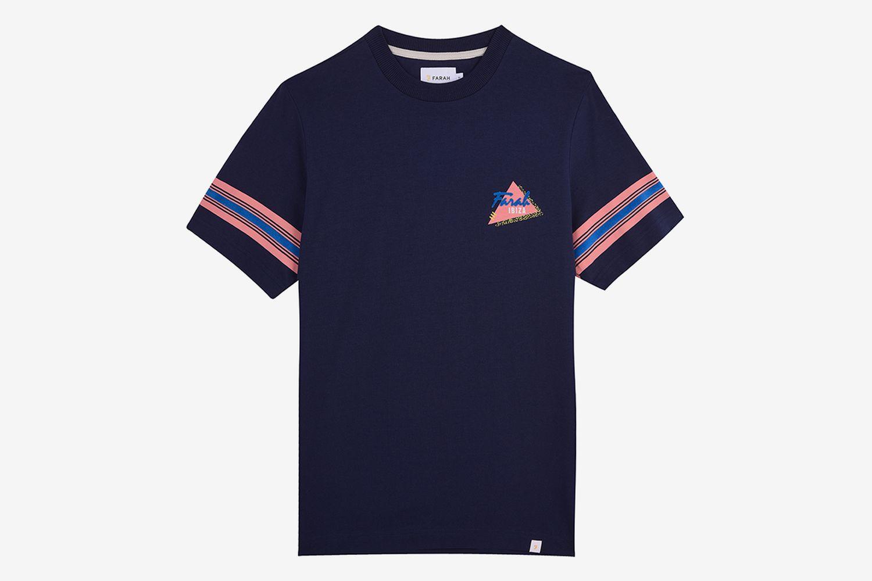 Ibiza Graphic T-Shirt Yale