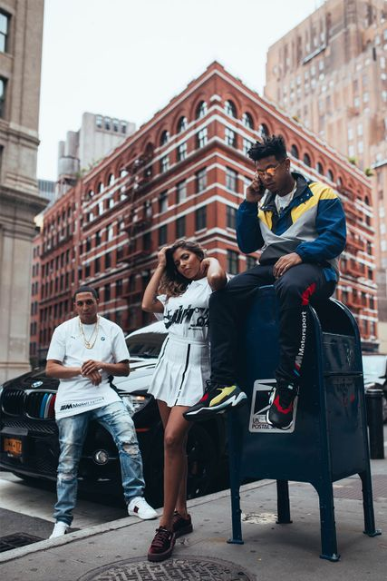 PUMA Taps Upscale Vandal to Launch New Motorsport Offering Geared for the Streets