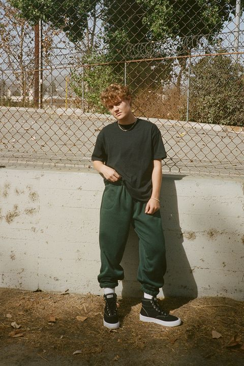 Carter Howe Is the Converse Campaign Star Embodying Transness on His Own Terms 31