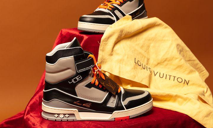 Virgil Abloh LV 408 sneaker