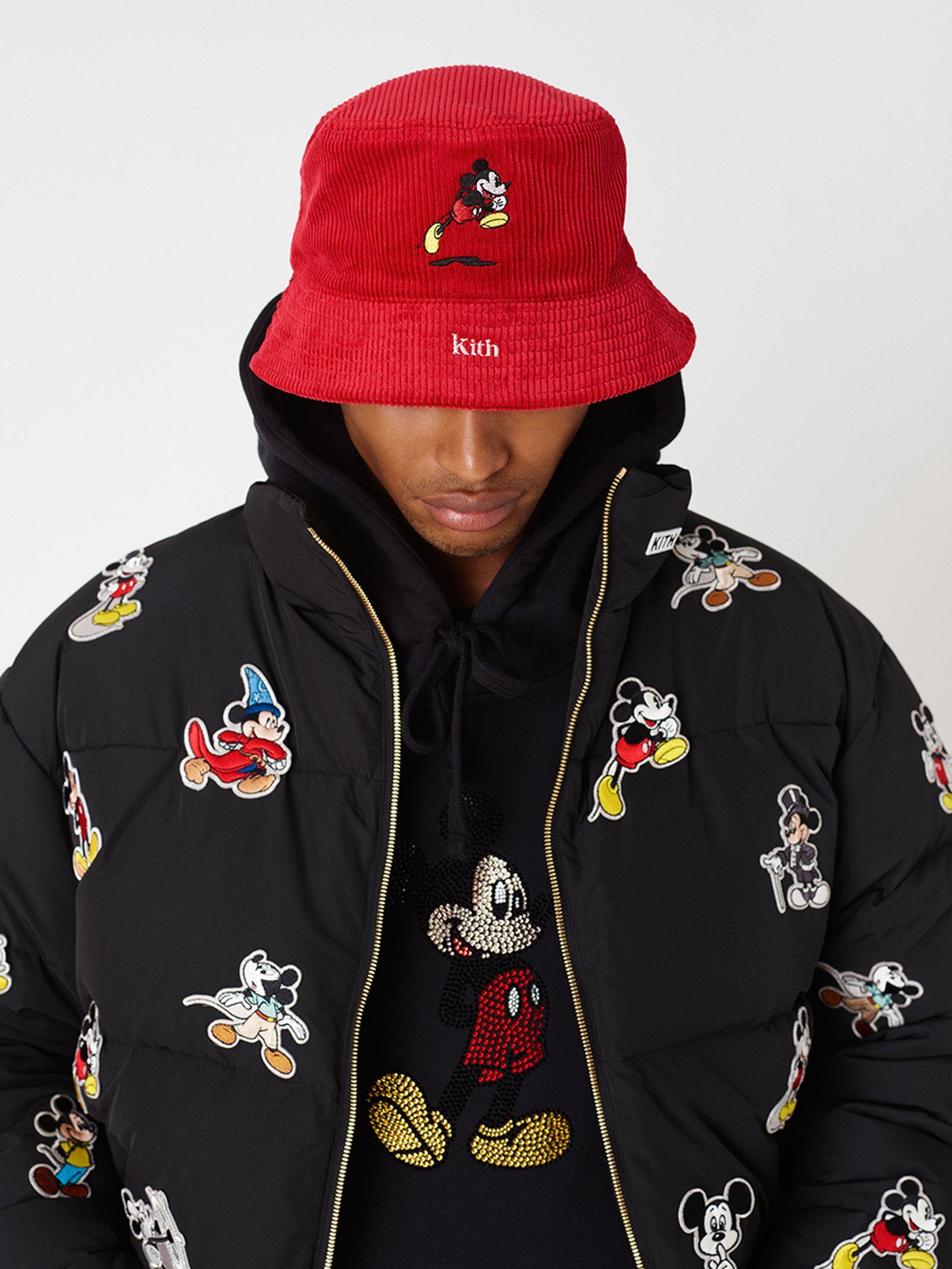 KITH Disney collection