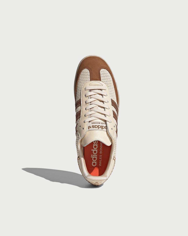 Adidas x Wales Bonner - Samba White/Brown - Image 4