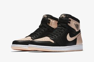 40cc6845a5bb Nike Air Jordan 1 Black Hyper Pink  Where to Buy in Europe Today