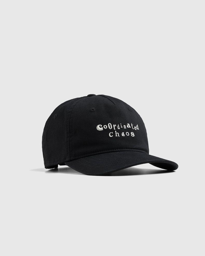 Carhartt WIP – Chaos Cap Black