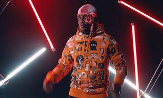 Ski Mask the Slump God Showcases a Rapid Flow on His 'XXL' Freshman Freestyle