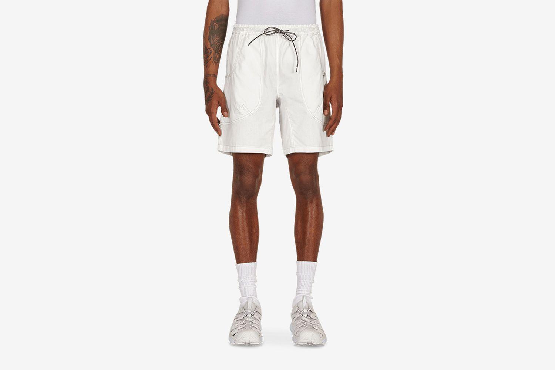 Dry Denim Shorts