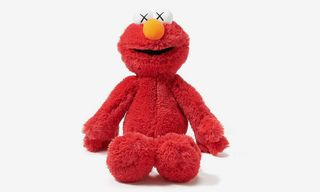 It's Your Last Chance to Cop the Remaining 'Sesame Street' KAWS x Uniqlo Toys on Sale