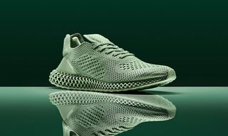 The Daniel Arsham x adidas Future Runner 4D Drops Today With a Hidden Detail