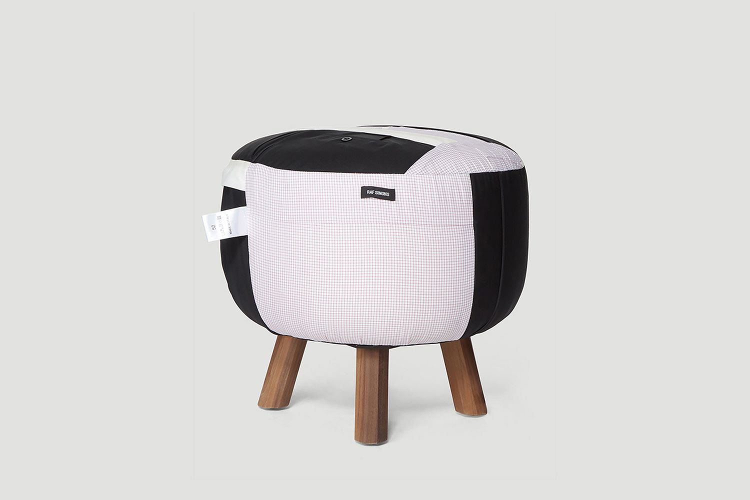 RXCycle Reclaimed Ottoman 3