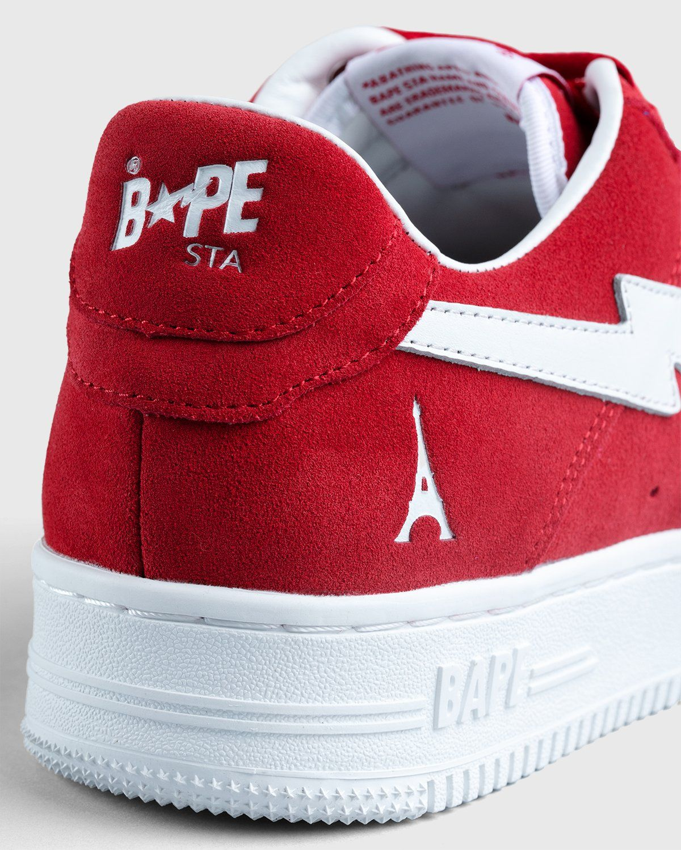 BAPE x Highsnobiety — BAPE STA Red - Image 7