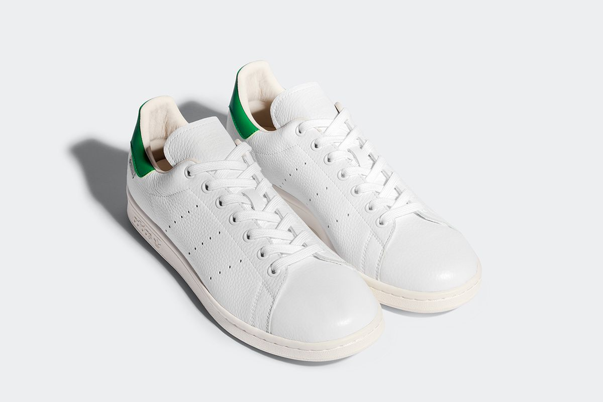 The adidas Stan Smith Gets Outfitted With GORE-TEX's Latest Weather-Proofing Tech 2