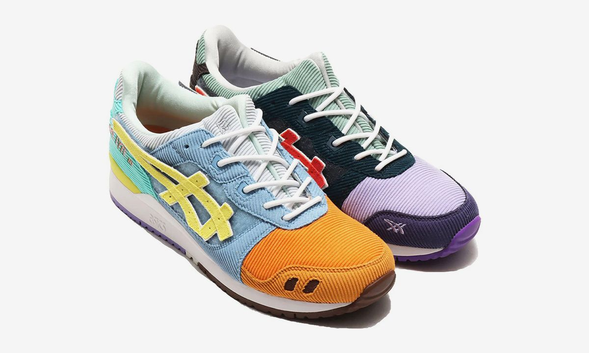 Sean Wotherspoon x ASICS GEL-Lyte III: Where to Buy In Europe