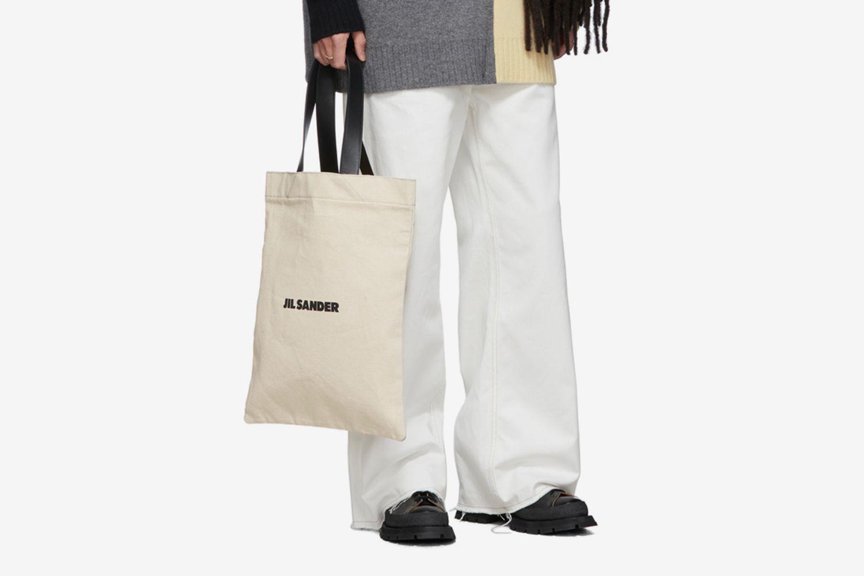 Medium Flat Shopper Tote