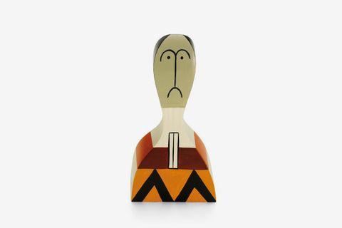 Alexander Girard 1952 Wooden Doll No. 17