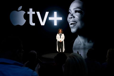 Oprah's Book Club reveals first pick for new Apple TV Plus show