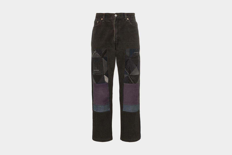 Patch Jeans