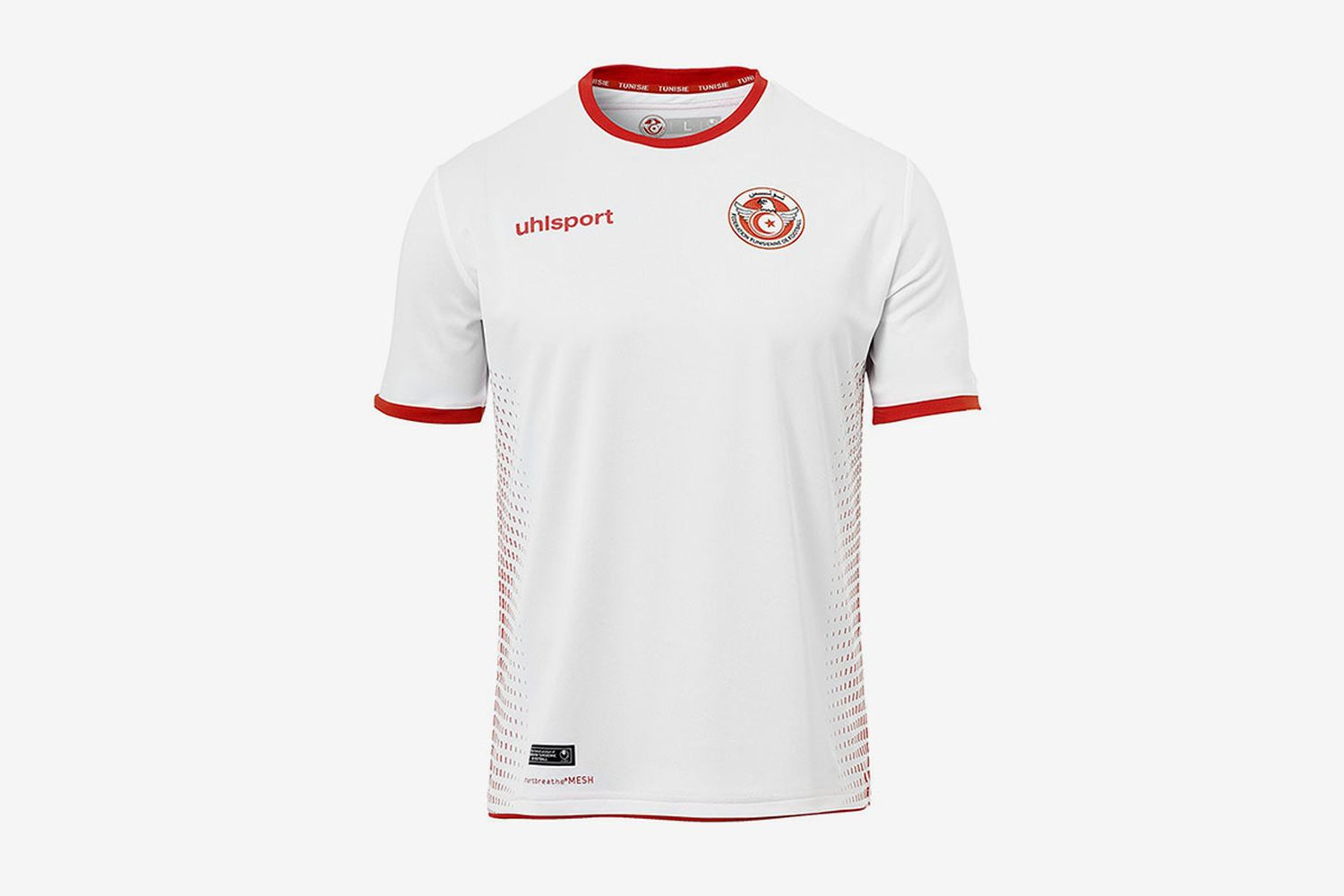 2018 Tunisia Home
