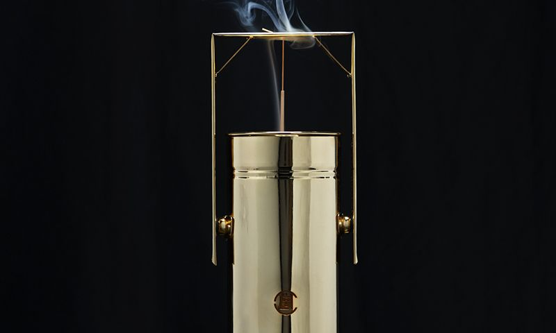 CLOT & Kuumba Collab on Luxe Gold-Plated Incense Burner
