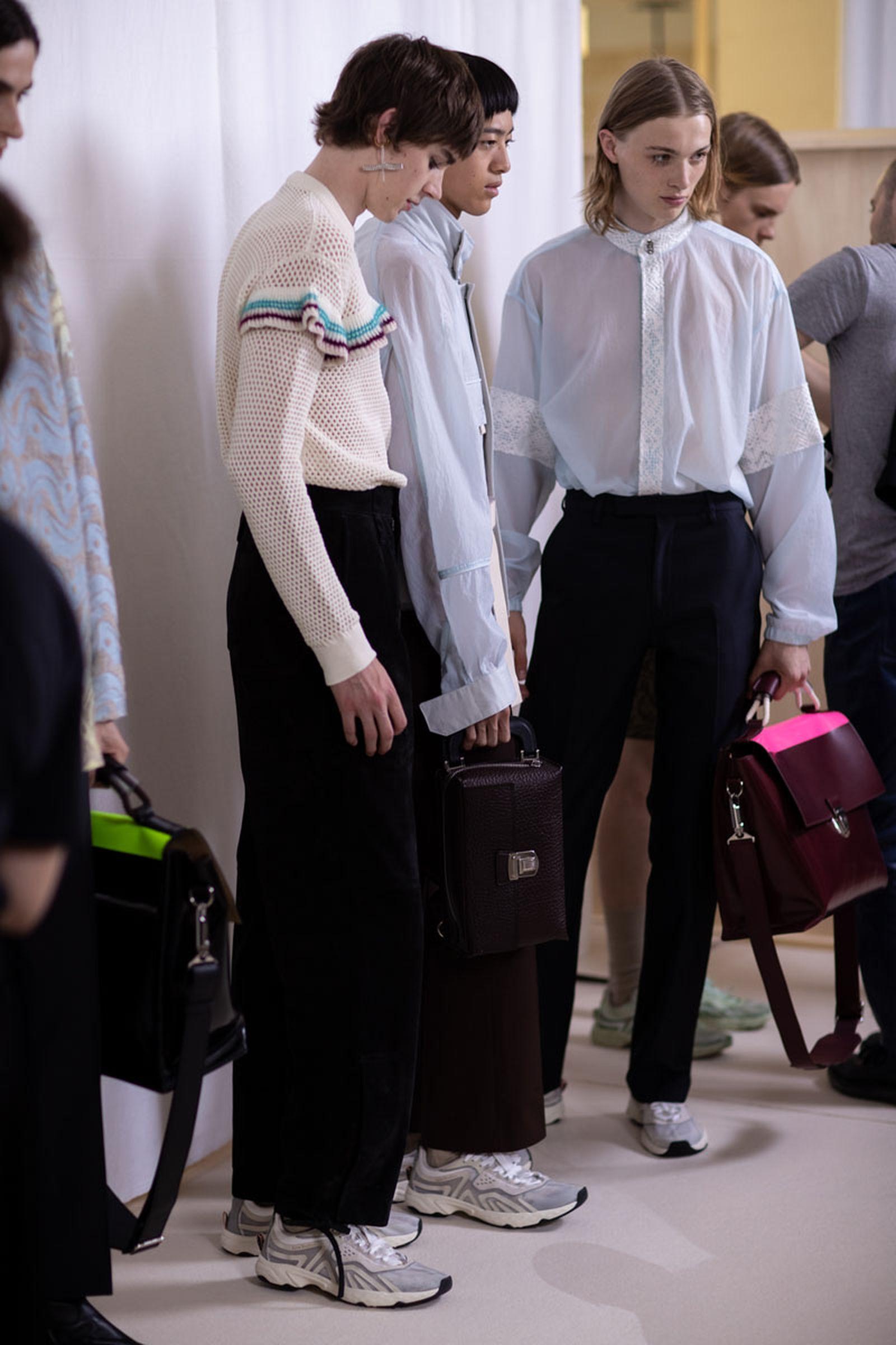 Paris AcneStudios EvaAlDesnudo ForWeb 03 Acne Studios paris fashion week runway