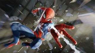 spider man ps4 combat trailer Marvel's Spider-Man