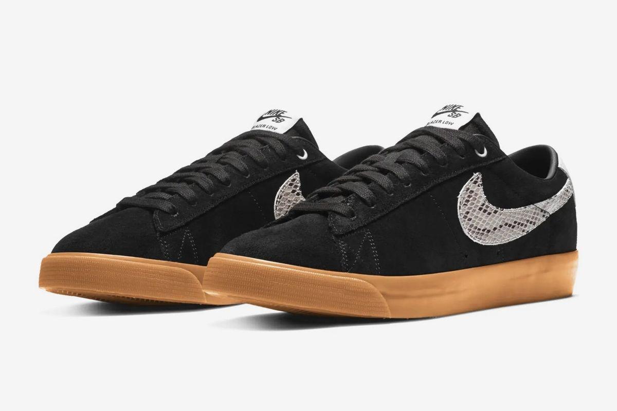 The Nike SB Blazer Low Gets the WACKO MARIA Treatment 3