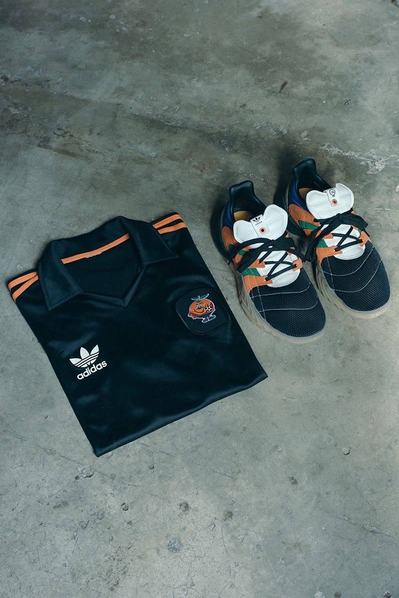 Sivasdescalzo Takes Us Back to World Cup 1982 With New adidas Collab