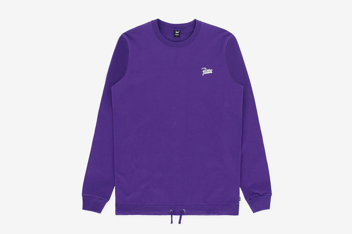 Athletic Cord Long Sleeves T-Shirt Prism