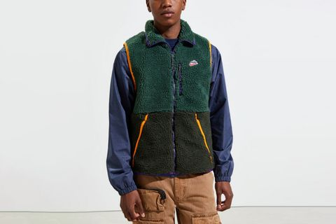 Winter Fleece Vest