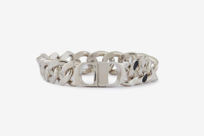 CD Chain Bracelet