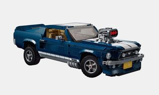 LEGO Reveals 1,470-Piece '60s Ford Mustang Set