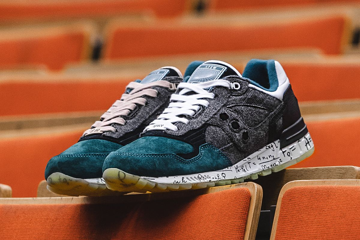 """You Don't Need to Be Einstein to Cop Afew's """"Time & Space"""" Shadow 5000 3"""