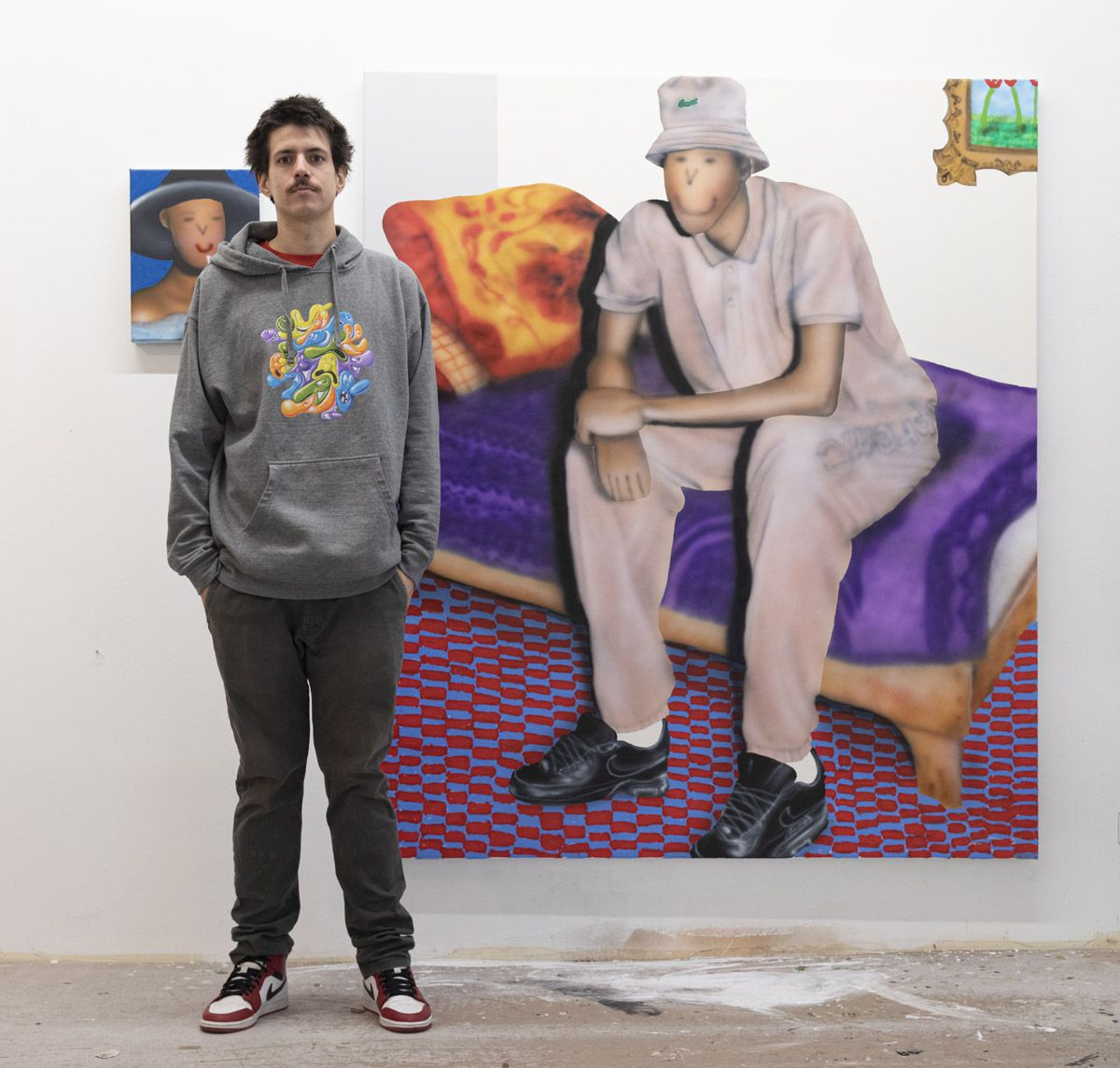 Evgen Čopi Gorišek Is the Virgil-Approved Painter You Need to Know
