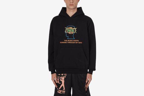 Runnin' Hooded Sweatshirt