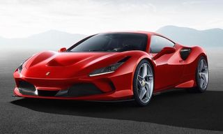 Ferrari's 710-Horsepower F8 Tributo Is Its Most Powerful V8 Supercar Ever