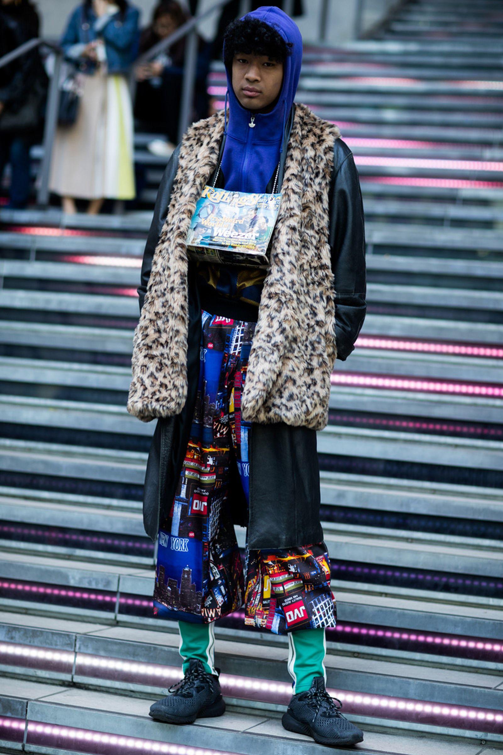 12tokyo fashion week street style