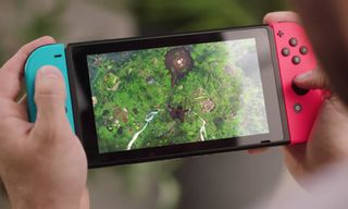 'Fortnite' is Now Available on the Nintendo Switch