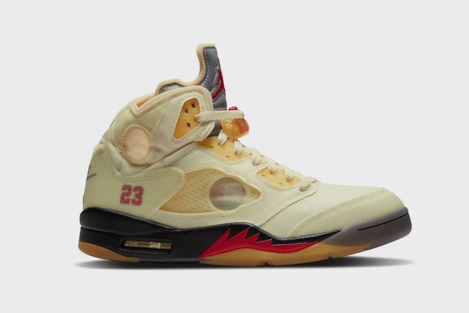 Where to Buy the Off-White™ x Nike Air Jordan 5