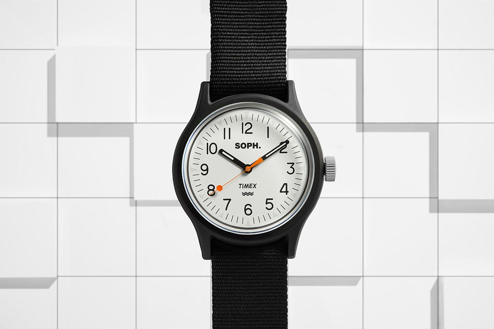 END. x SOPHNET. x Timex MK1 watch