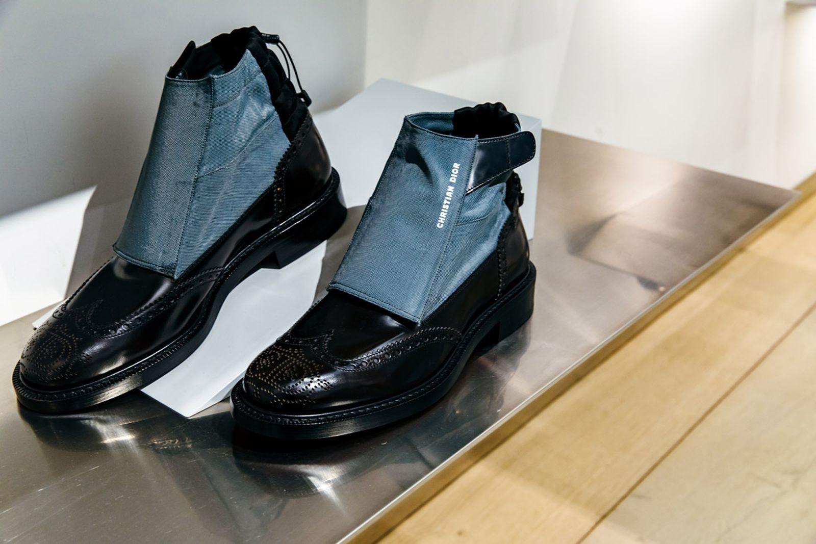 MFW19 Paris Dior ReSees Footwear JulienTell 11 kim jones pfw