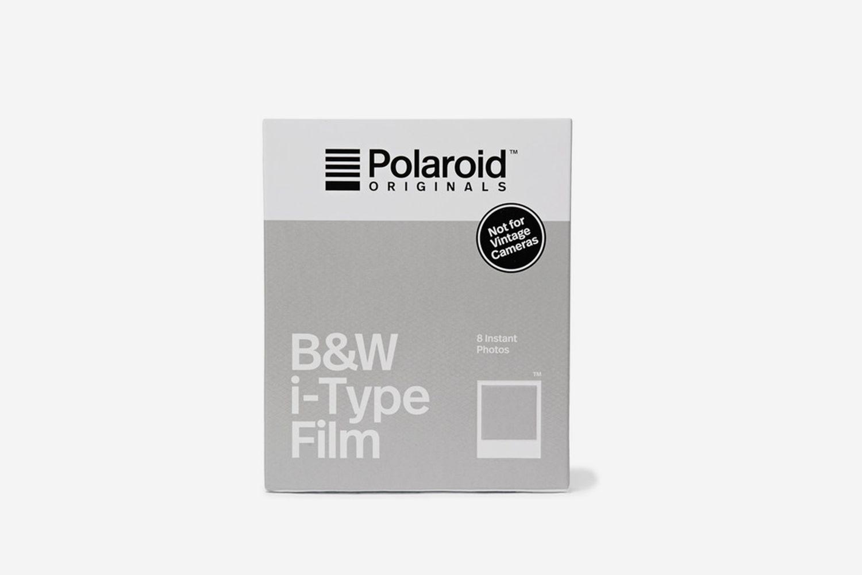 I-Type Black & White Instant Film