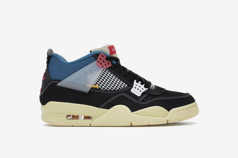 Air Jordan 4 Retro Off Noir