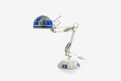 Star Wars Thinkgeek R2d2 Desk Lamp