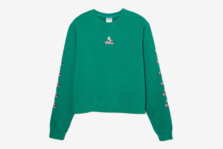 Sphinx Logo Crew Sweatshirt
