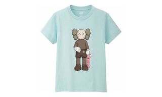 Here's Your First Full Look at Uniqlo x KAWS New Capsule Collection