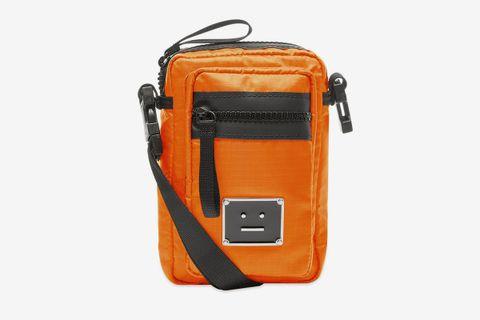 Arvel Plaque Face Bag