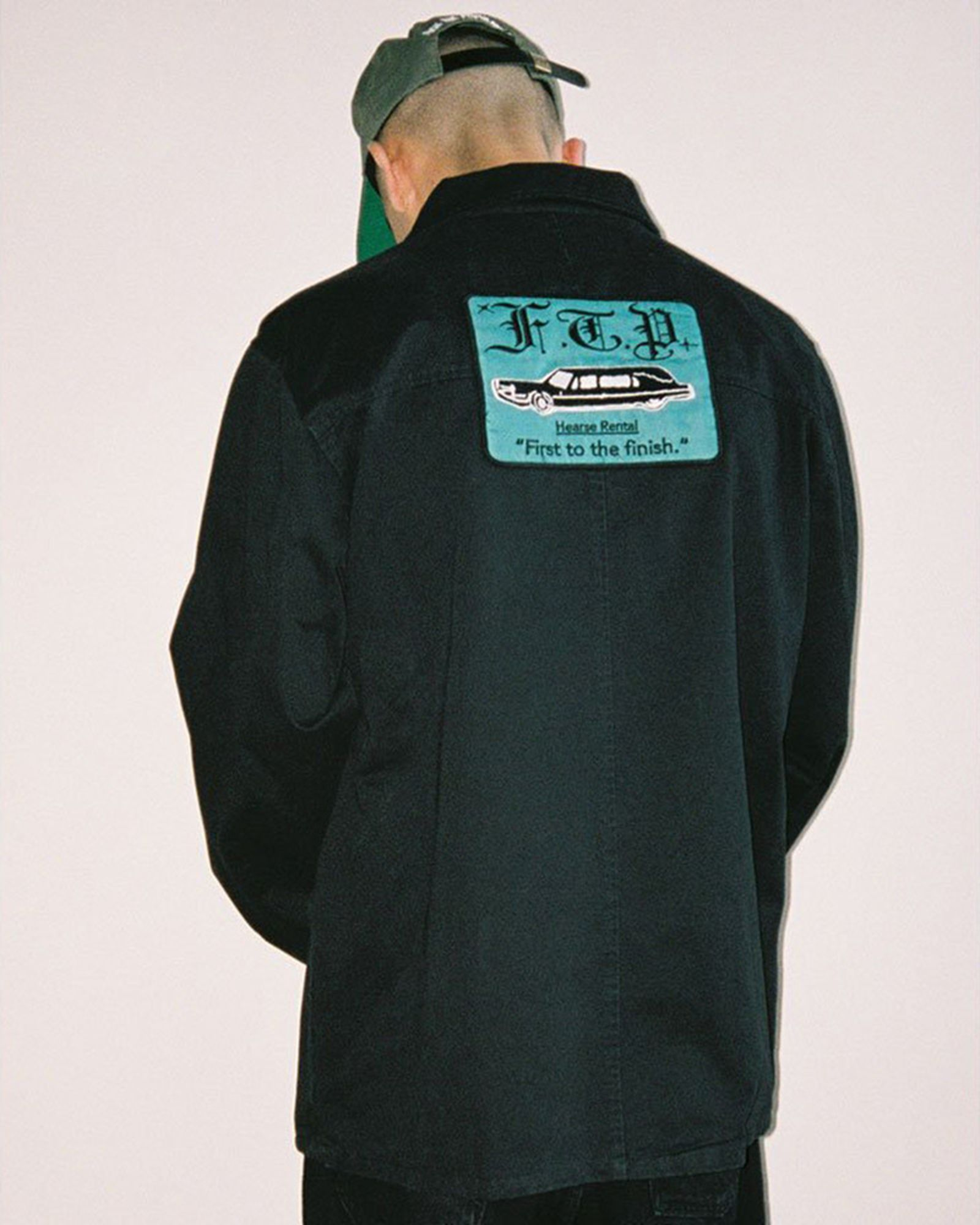 ftp ss18 Fuck the Population Spring/Summer 2018