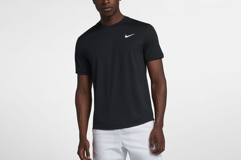 Short-Sleeve Tennis Top