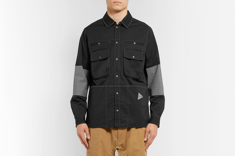 Andover Reflective-Panelled Cordura Shirt Jacket