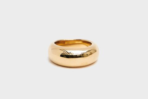 Candice Gold Ring
